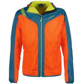 La Sportiva M's Roseg Primaloft Jacket Lava/Ocean